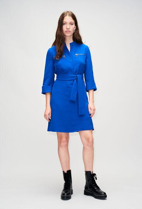REDH19 : Robes couleur BLEU ROI