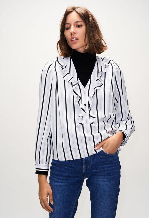 BROCANTEH19 : Tops et Chemises couleur MULTICO