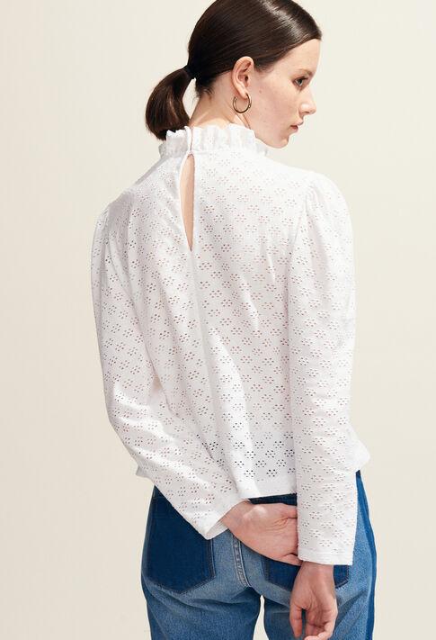 TRINIDAD : T-Shirts couleur Blanc