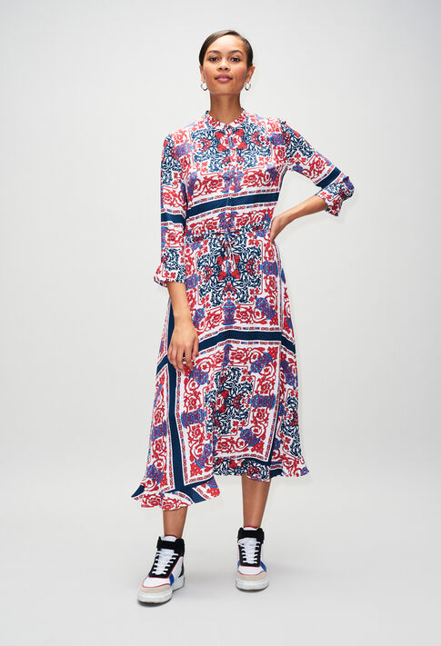 ROMEAH19 : Robes couleur PRINT
