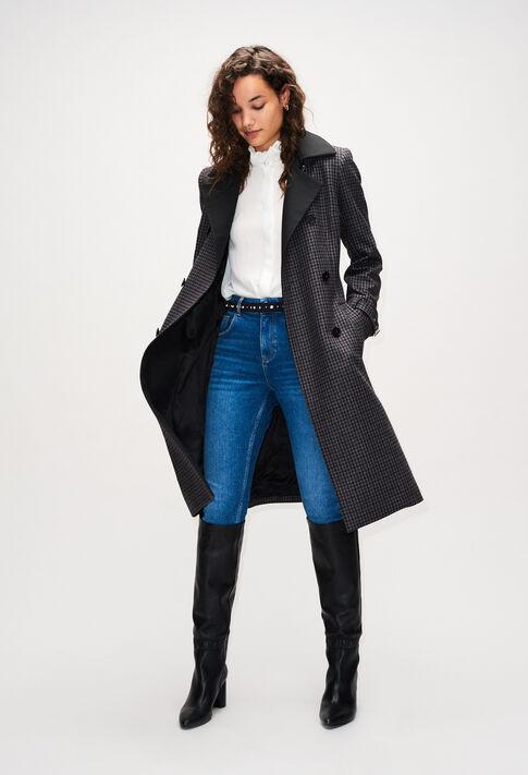 GIOCONDAH19 : Manteaux et Blousons couleur MULTICO