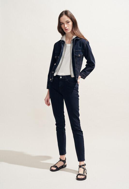POOL : Pantalons et Jeans couleur JEAN