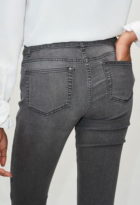 PASSIONH19 : Pantalons et Jeans couleur GRIS MELANGE