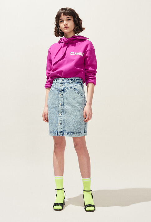SOLE : Bas couleur Jean