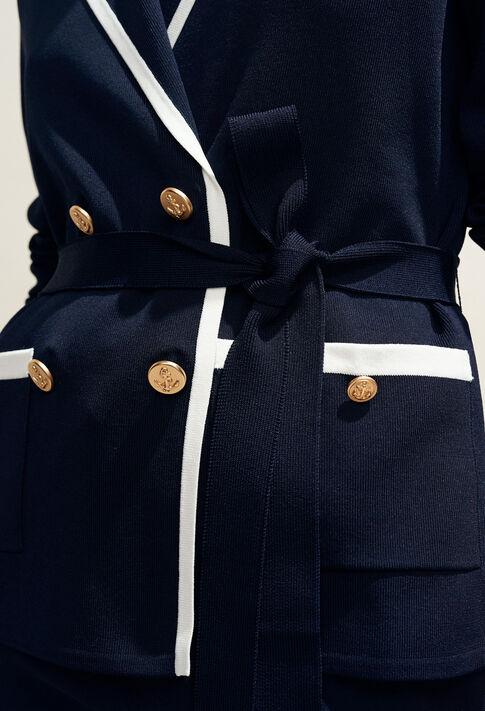 MONDIAL : Maille & Sweatshirts couleur Marine