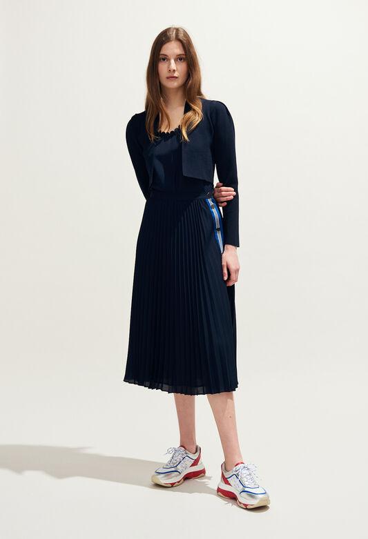MALTE : Maille & Sweatshirts couleur MARINE