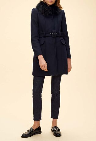 Manteau chic femme   blousons et manteaux   Claudie Pierlot 4ff399d38522