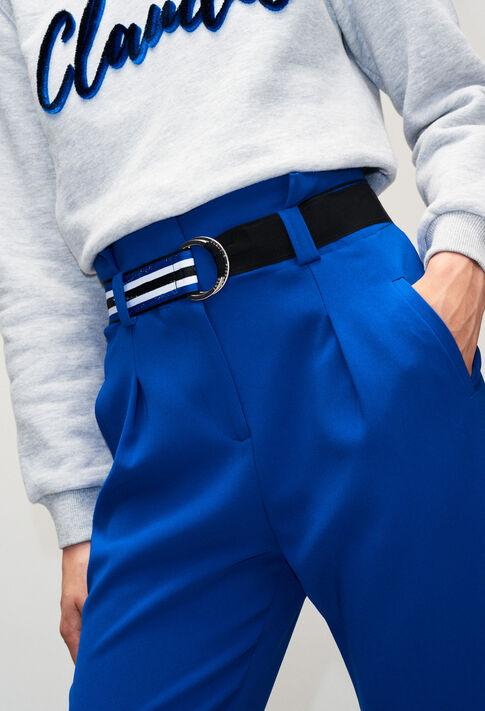 PAONH19 : Nouvelle Collection couleur BLEU ROI