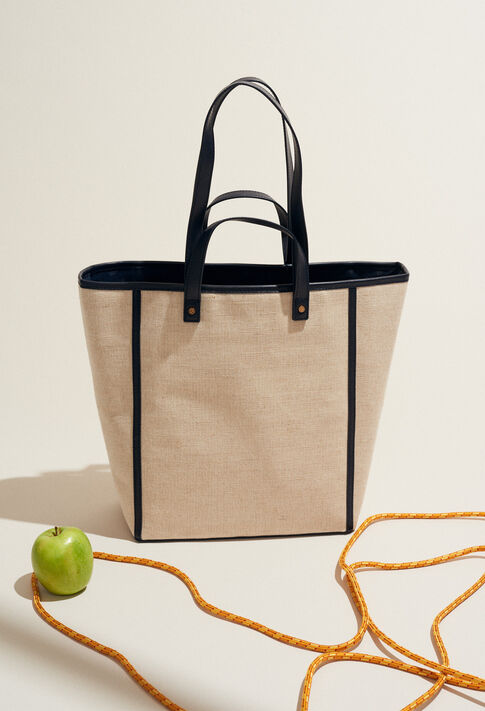 ACHILLE CANVAS : Must-have couleur Naturel