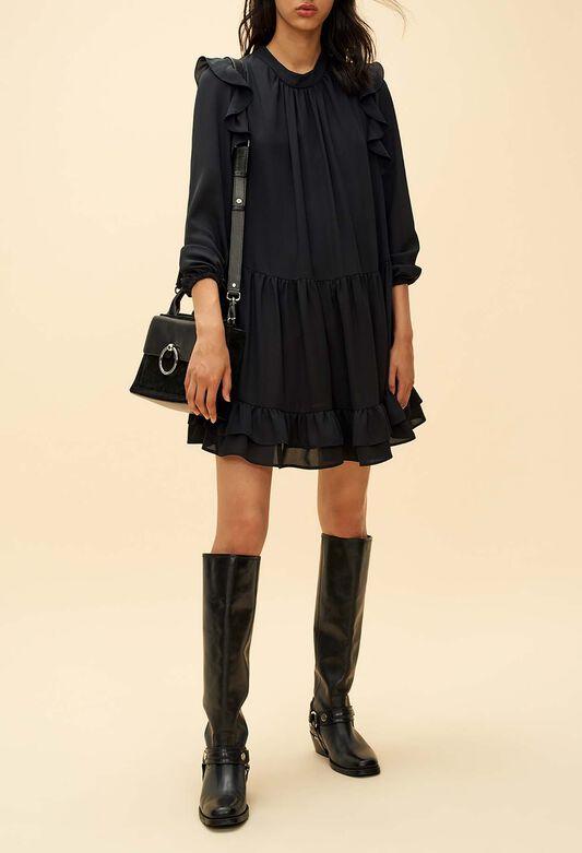 Robes   Robe élégante, robe habillée   Claudie Pierlot bb54fb66d48b
