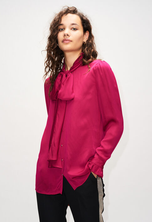 CANDICEH19 : Tops et Chemises couleur ORCHIDEE