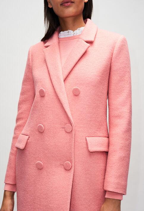 GERTRUDEH19 : Manteaux et Blousons couleur ROSE PECHE