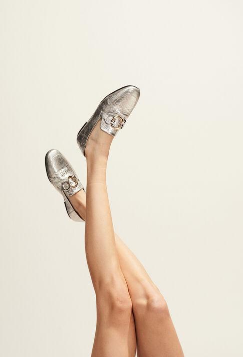 APPOLONIA : Chaussures couleur NOIR