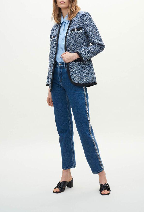 VADROUILLEE20 : Vestes couleur MULTICO