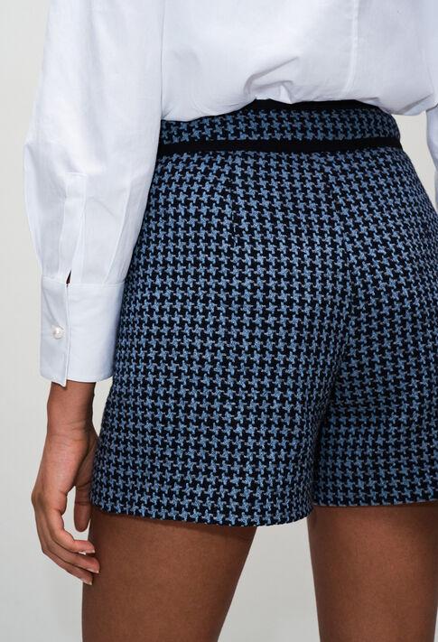 ELLIEH19 : Jupes et Shorts couleur BICOLORE