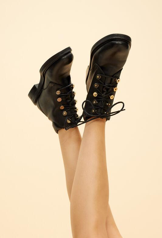 fd4e566c790f0 ARAMIS BIS   Chaussures couleur NOIR
