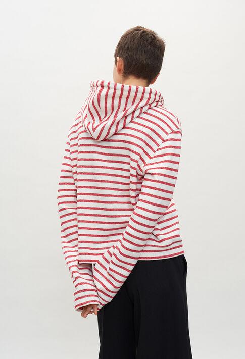 TREIZEE20 : Maille & Sweatshirts couleur BICOLORE