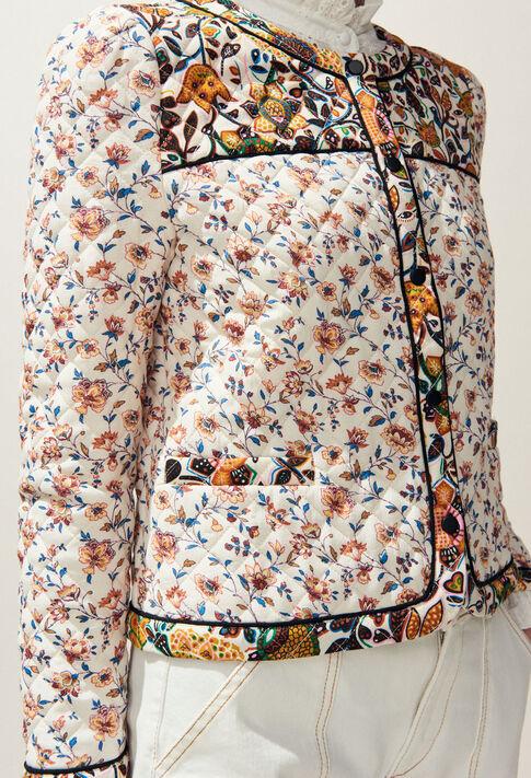 VILLAGE : Vestes couleur IVOIRE
