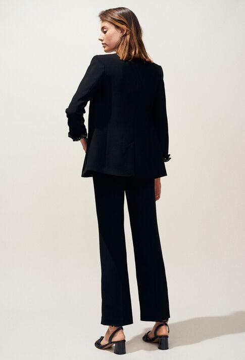 VOILE : Vestes couleur Noir