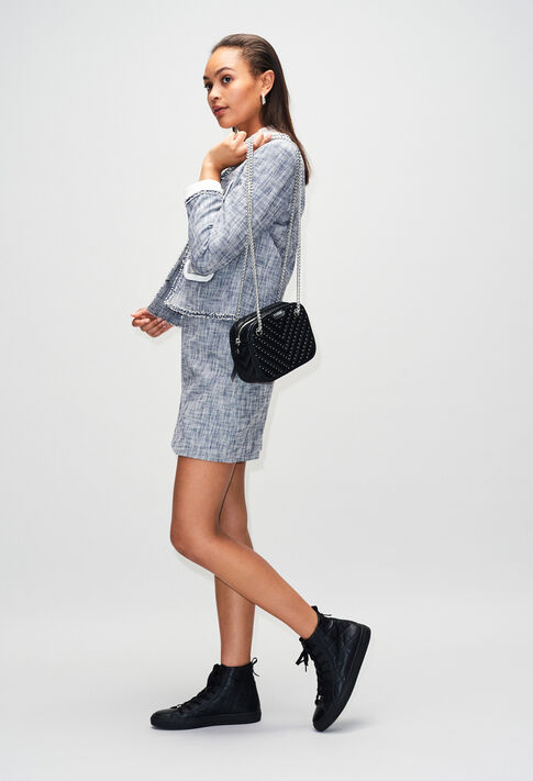 SEMILIAH19 : Jupes et Shorts couleur CHAMBRAY FONCE - SHIRTING
