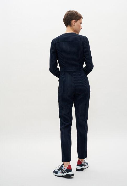 JANELLEE20 : Pantalons et Jeans couleur BICOLORE