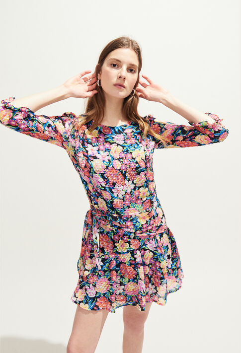 RICATI : Robes couleur Multico