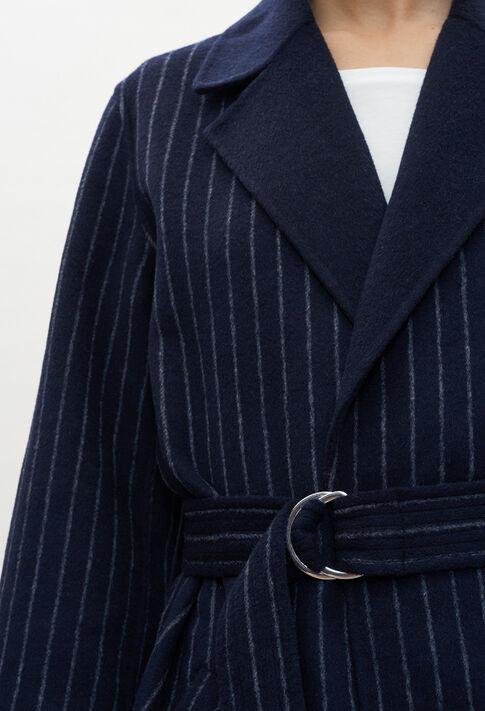 GINE20 : Manteaux et Blousons couleur MARINE
