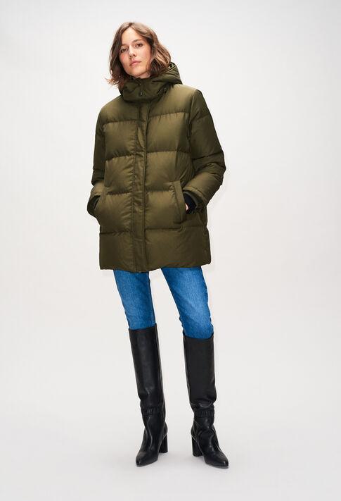 GAVOTTEH19 : Manteaux et Blousons couleur KAKI ARMY