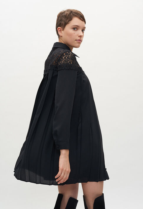 RAISONE20 : Robes couleur NOIR