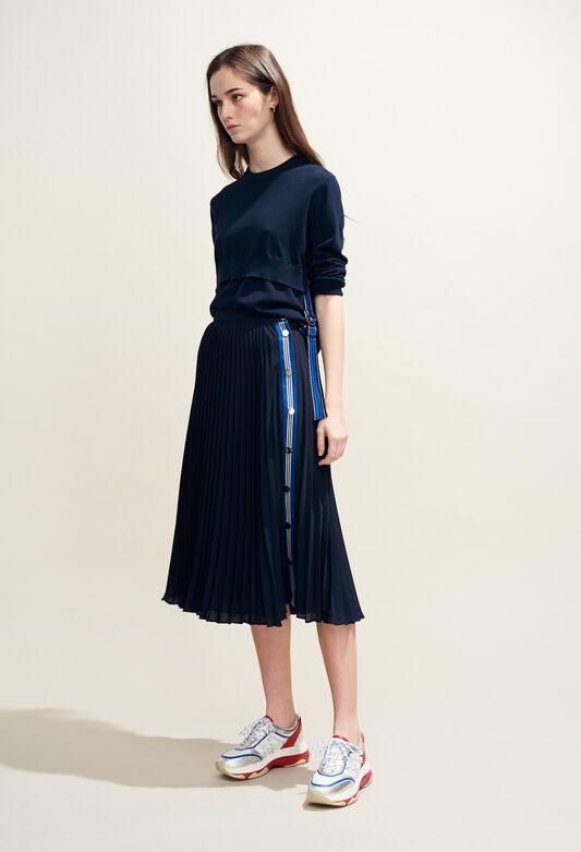 SEA : Jupes et Shorts couleur MARINE