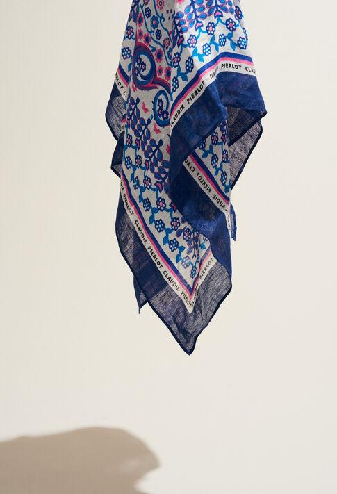 ALMERIA : Foulards & Écharpes couleur Multico