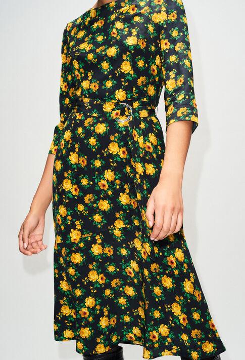 RISMAH19 : Robes couleur PRINT
