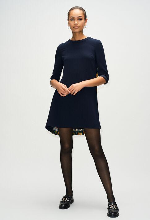 RIBAMBELLEBISH19 : Robes couleur MARINE