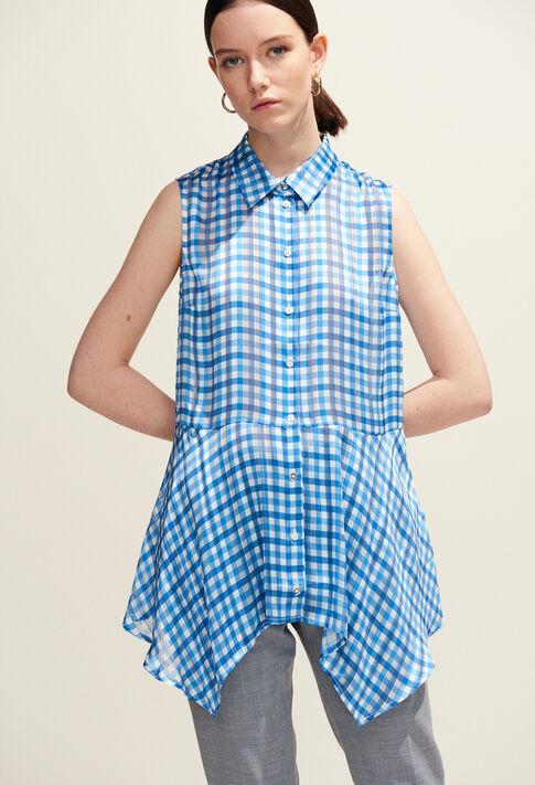 CAMOMILLE : Tops et Chemises couleur Bleuet
