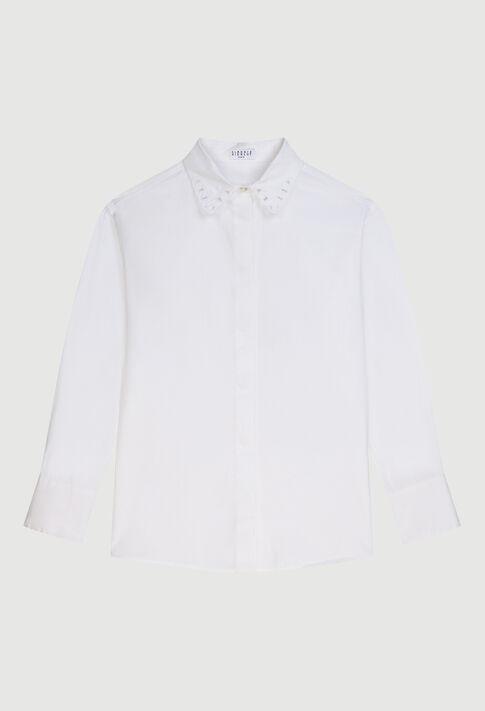 CHAOE20 : Tops et Chemises couleur BLANC