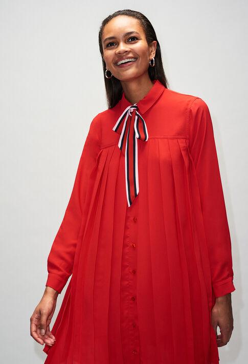 RAMSESBISH19 : Robes couleur ROUGE