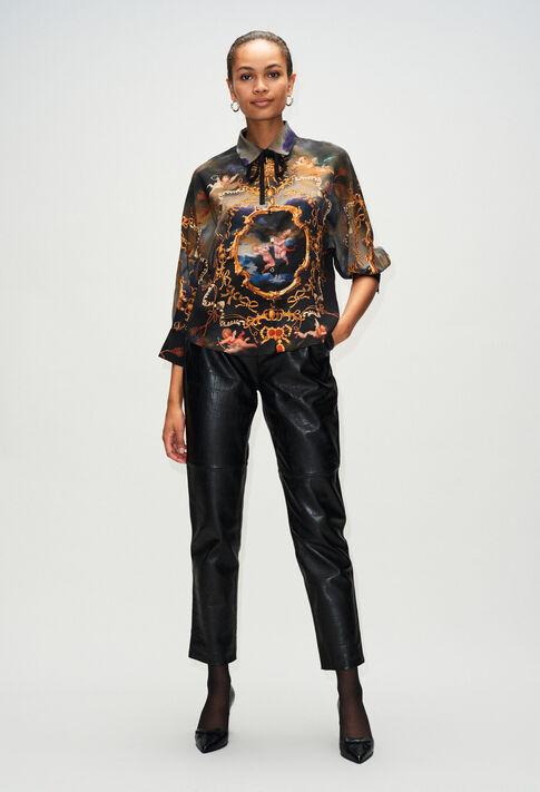 CHOUPIEH19 : Tops et Chemises couleur PRINT