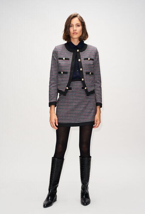 SAGESSEH19 : Jupes et Shorts couleur MULTICO