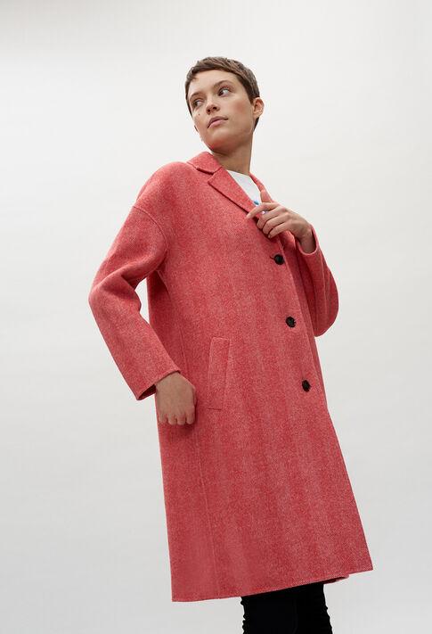 GALVAE20 : Manteaux et Blousons couleur ROUGE