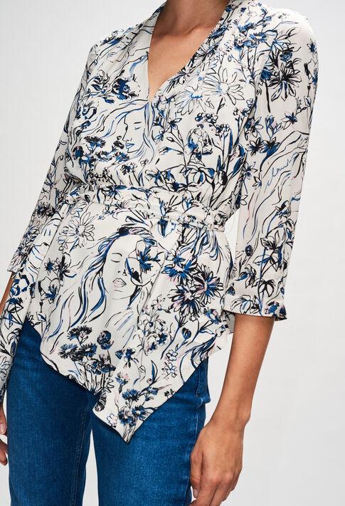 BOGOTTAH19 : Tops et Chemises couleur PRINT