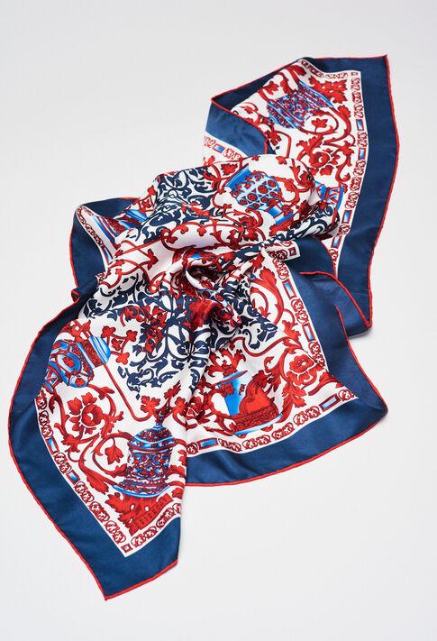 ADRIELH19 : Foulards & Écharpes couleur MULTICO