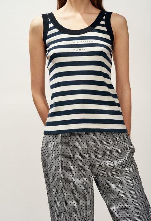 TESS : T-Shirts couleur Mariniere