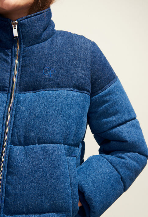 GINO : Manteaux et Blousons couleur Jean