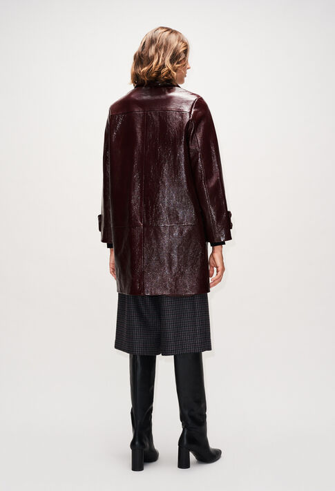 CADEH19 : Manteaux et Blousons couleur VELVET