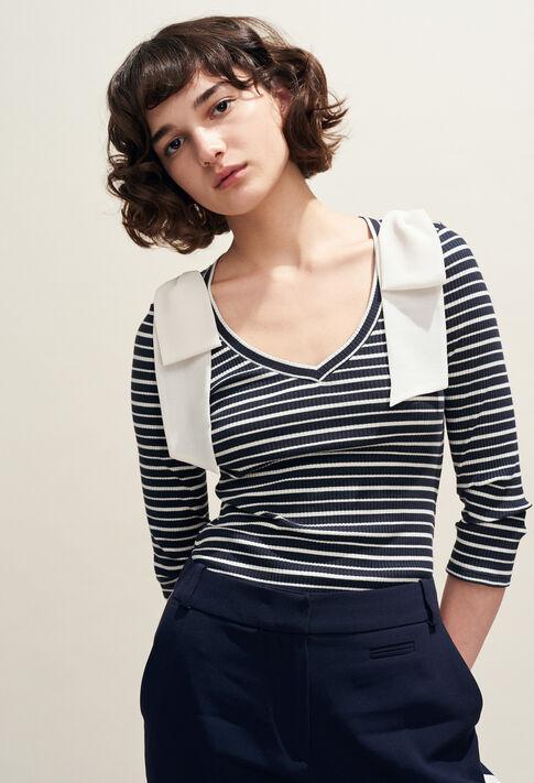 TSU : T-shirts couleur Marine