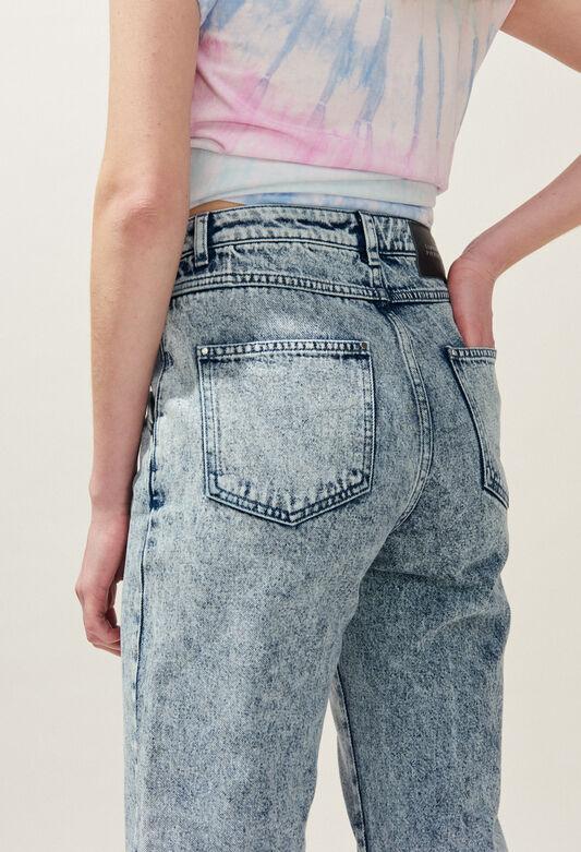 8801a43cc3a PROOF   Pantalons et Jeans couleur JEAN