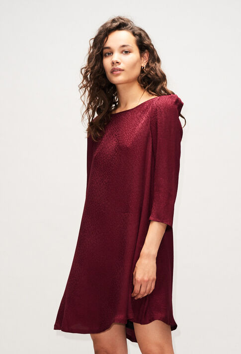 RIFIFIJACH19 : Robes couleur VELVET
