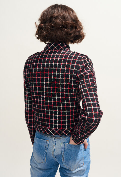 VOLUPTA : Coats & Jackets couleur Noir