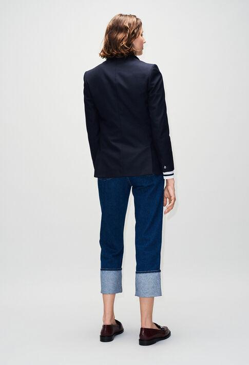 VOLONTEH19 : Vestes couleur MARINE