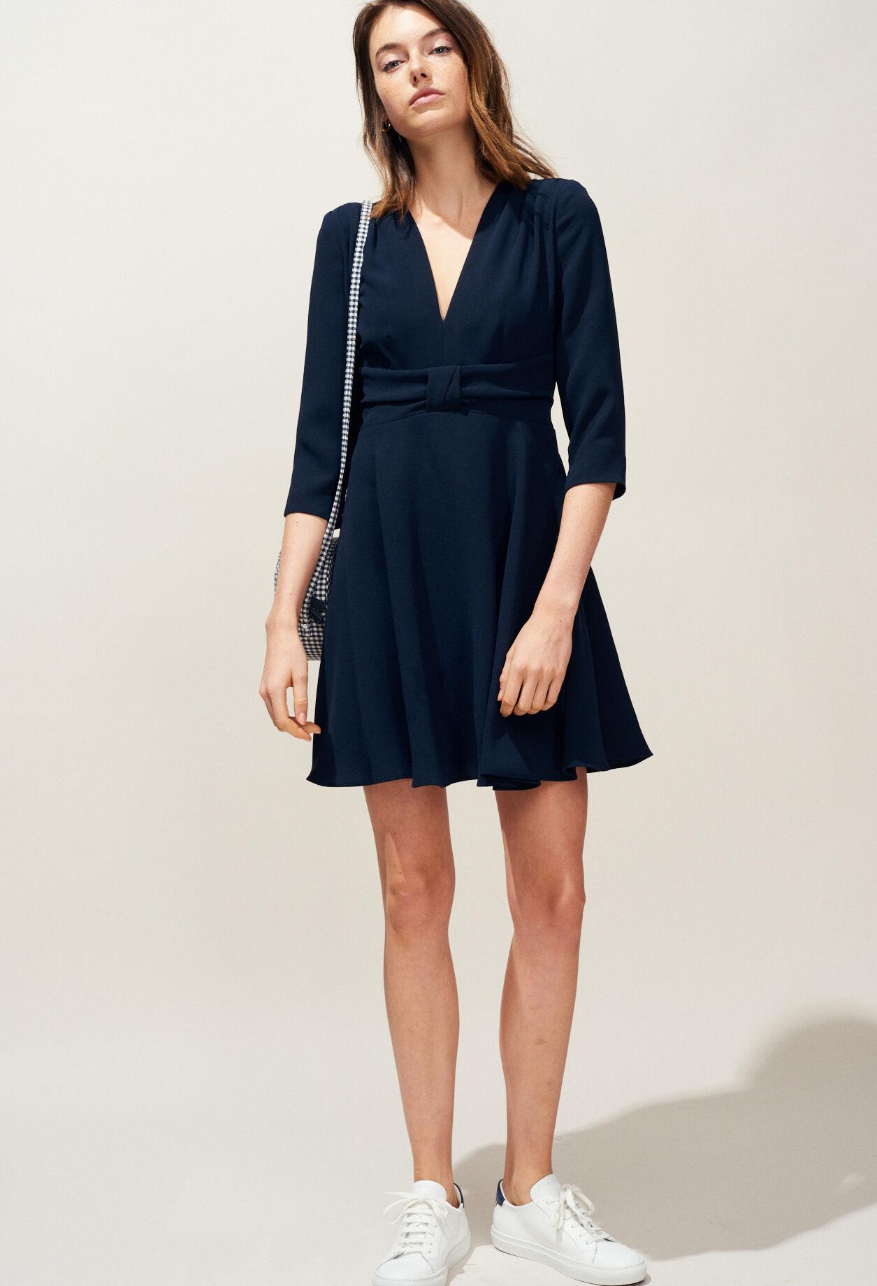 Pierlot Femme Claudie Nouvelle Co Robes 8qYvnwZHv
